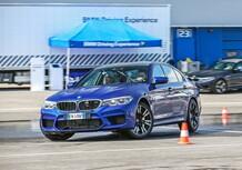 BMW Driving Experience, guida sicura alla scoperta della gamma M [Video]
