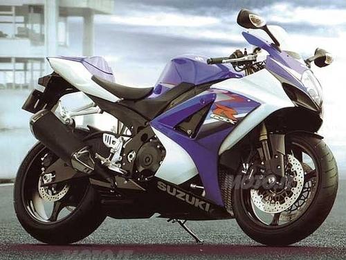 Suzuki GSX-R1000 K7