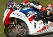 SBK, Honda CBR all'attacco