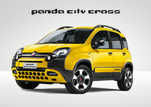 Promozione Fiat Panda Citycross con 500 € di sconto