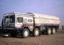 Dakar: i 10 mezzi leggendari