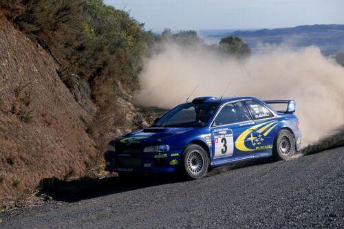 Subaru, 30 anni di STI (4)