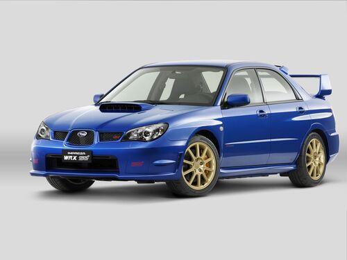 Subaru, 30 anni di STI (9)