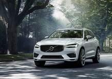 Promozione Volvo XC60: offerta leasing 296 €