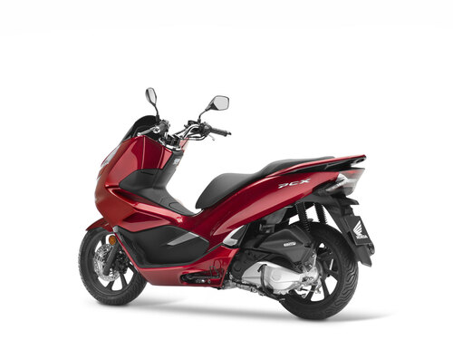 Nuovo Honda PCX 125 2018
