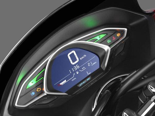 Nuovo Honda PCX 125 2018 (5)