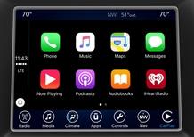 FCA: Android auto, Apple Carplay per il nuovo Uconnect