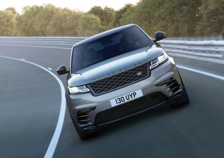 Range Rover Velar | Il SUV superiore [Video]