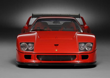 Ferrari F40. All'asta una LM GTC del 93 [Video]