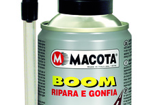 Macota Boom Gonfia e Ripara