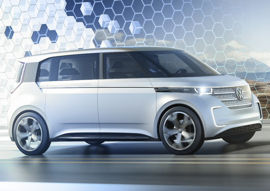 VW Budd-E Concept: futuro elettrico per la casa