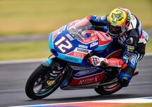Pasini e Bezzecchi: trionfo italiano in Moto2 e Moto3