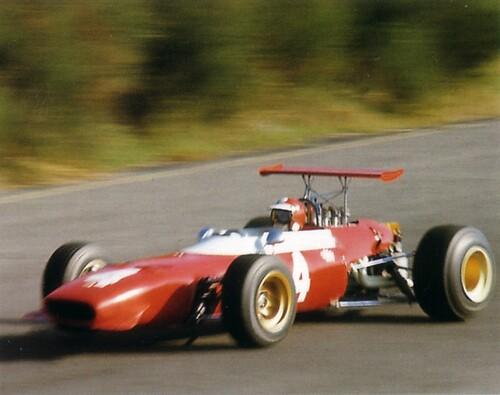 Gran Premio di Roma, Storia: 50 anni fa la vittoria ferrarista di Tino Brambilla con la Dino F2 (5)