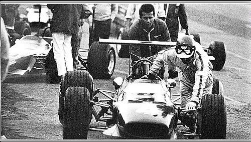 Gran Premio di Roma, Storia: 50 anni fa la vittoria ferrarista di Tino Brambilla con la Dino F2 (2)