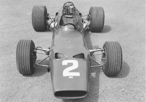 Gran Premio di Roma, Storia: 50 anni fa la vittoria ferrarista di Tino Brambilla con la Dino F2 (8)