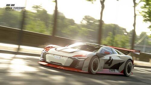 L'Audi e-tron Vision Gran Turismo diventa reale [Video] (2)