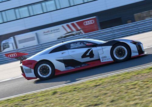 L'Audi e-tron Vision Gran Turismo diventa reale [Video] (6)