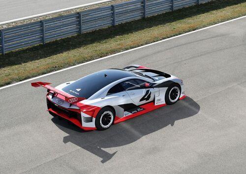 L'Audi e-tron Vision Gran Turismo diventa reale [Video] (9)