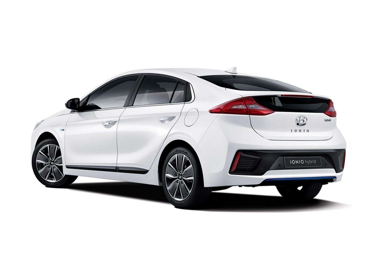 Hyundai Ioniq: ecco la rivale della Prius