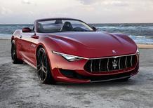 Maserati Alfieri Spyder: ce l'aspettiamo così