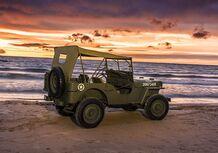 75 anni fa nasceva la Jeep