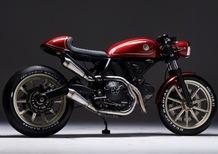 Ducati Custom Rumble II Edizione: si avvicina la finale per le special su base Scrambler