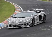 Lamborghini Aventador Super Veloce Jota: eccola