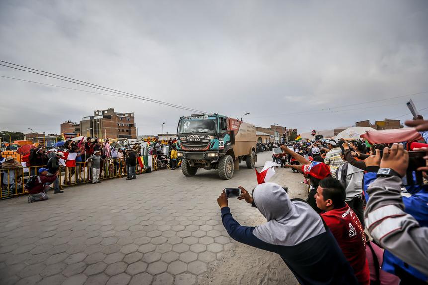 Dakar 2016: le foto più belle della quinta tappa (4)