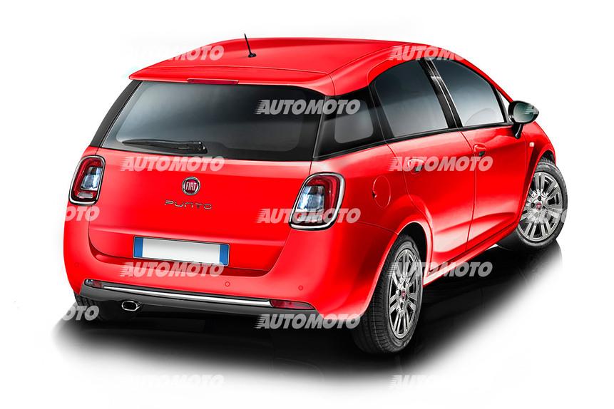 Nuova Fiat Punto 2019 >> Nuova Fiat Punto, arriva nel 2017. 500 a 5 porte in stand-by? - News - Automoto.it