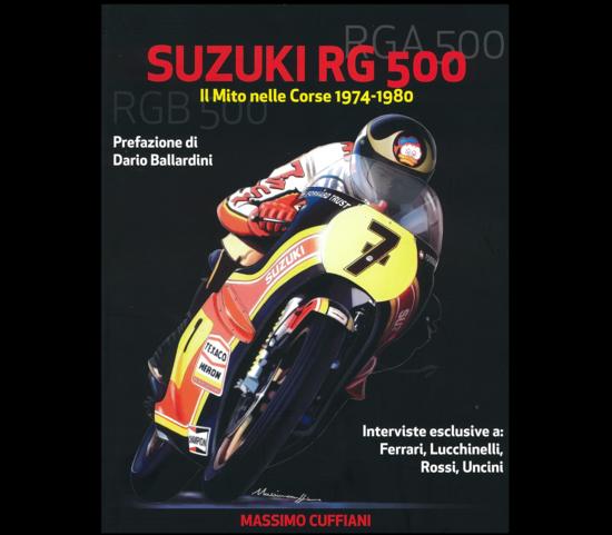 Suzuki RG 500, il mito