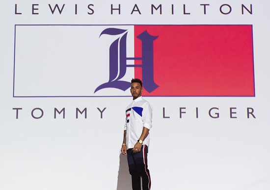 Lewis Hamilton, in arrivo una capsule collection con Tommy Hilfiger