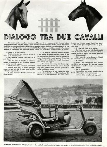 """Ape Piaggio, 70 anni all'inseguimento del """"boom"""" (5)"""