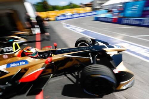 Formula E Roma: Rosenqvist in pole nell'ePrix (5)
