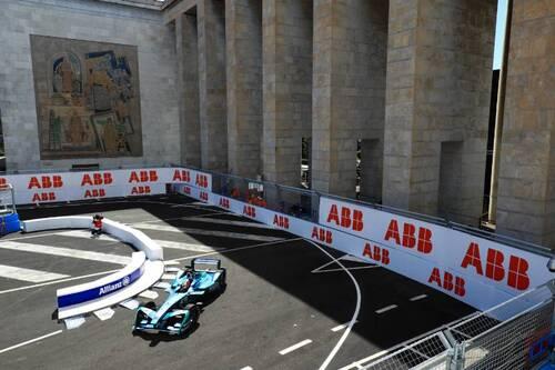 Formula E Roma: Rosenqvist in pole nell'ePrix (7)