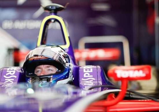 Formula E, Bird vince l'ePrix di Roma