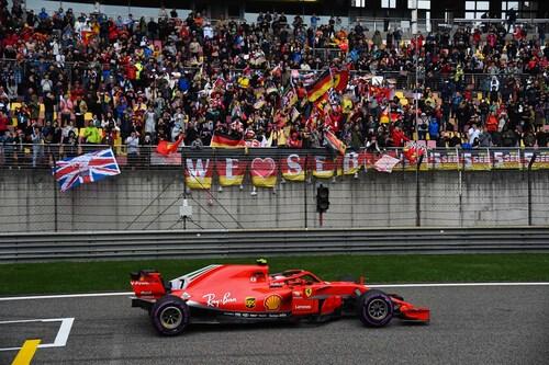 F1, GP Cina 2018: vince Ricciardo. Terzo Raikkonen (4)