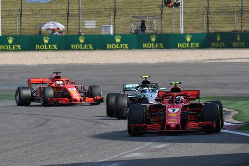 F1, GP Cina 2018: tra i due litiganti, Ricciardo gode  (6)
