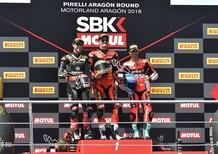 SBK 2018. Aragón, Gara-2: i commenti dei piloti
