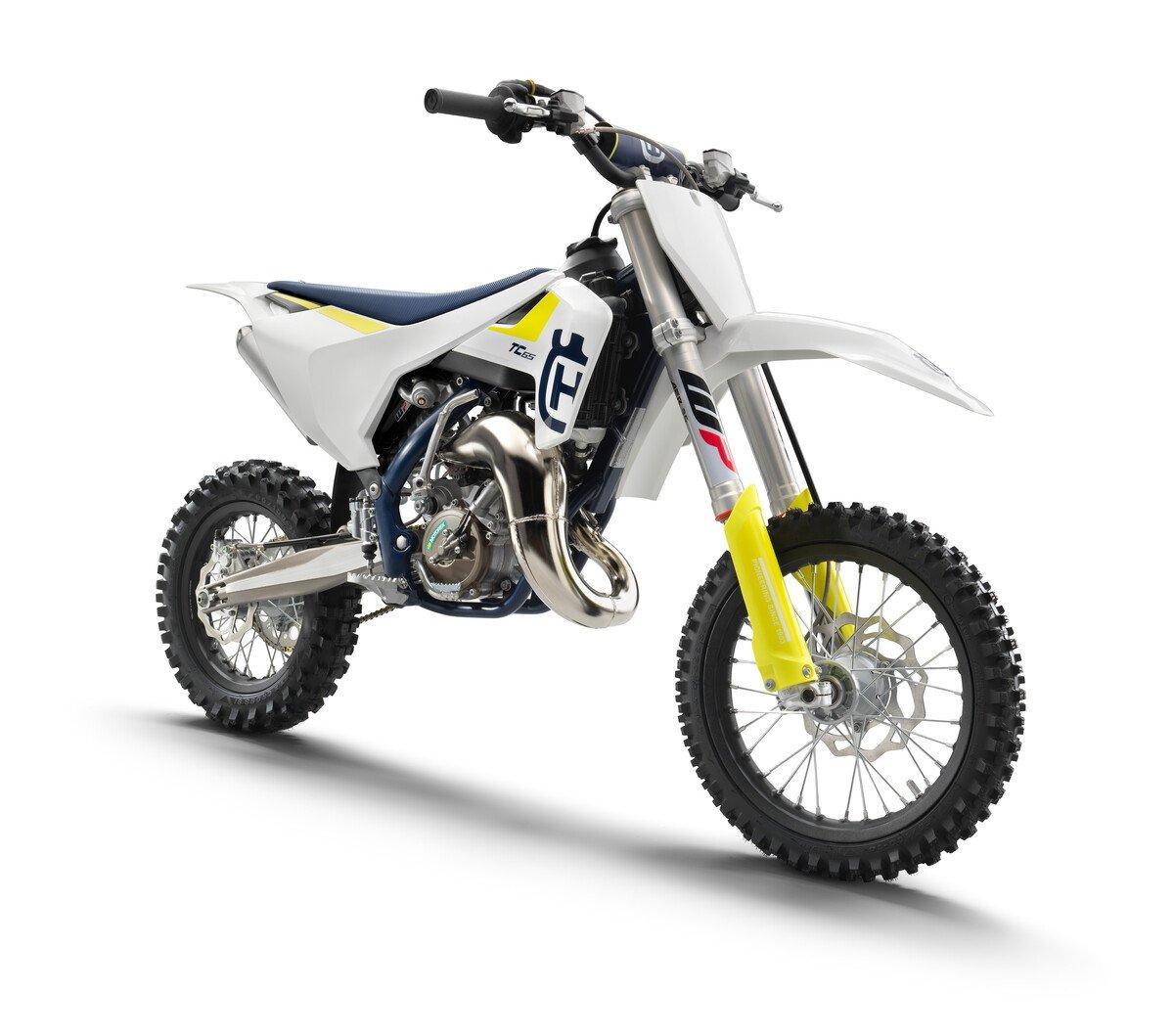 Moto Husqvarna TC 65 - Auteco