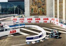 Dalle bighe alla Formula E: il cortocircuito di Roma