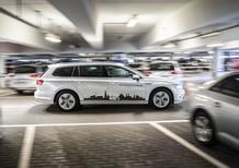 Volkswagen Autonomous Parking, al via l'era della guida autonoma [Video]