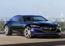 Buick Avista, Maserati d'America