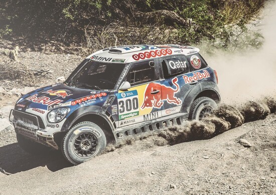 Dakar 2016. Live ottava tappa: vincono Price (KTM) e  Al Attiyah (Mini)