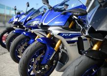 Calendario 2018 demo ride e appuntamenti Yamaha