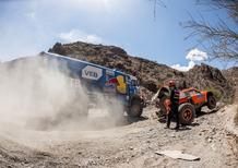 Dakar 2016: le foto più belle dell'ottava tappa