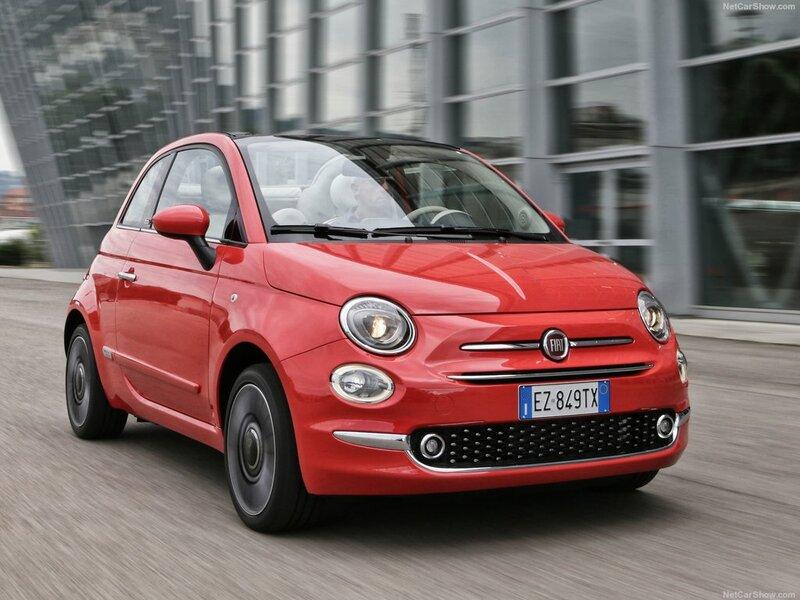 Fiat 500 (2015->>)