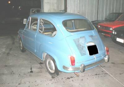 600 D d'epoca del 1963 a Casarsa della Delizia