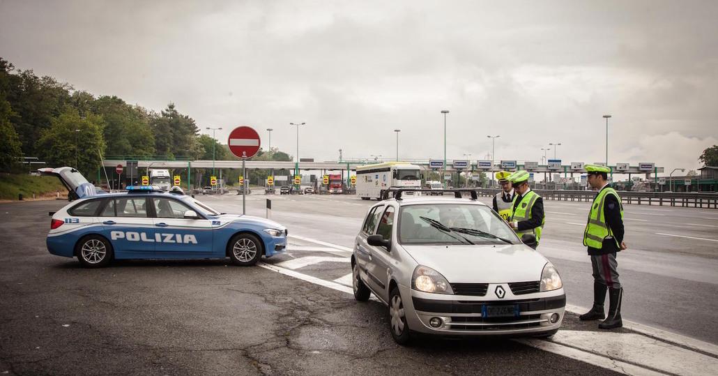 Vacanze Sicure: la Polizia Stradale controlla