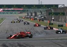 Formula 1, novità in vista per la stagione 2019