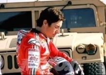 La Ducati secondo Hayden